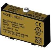 8B30 - Module conditionnement de signal d'entrée millivolt, bande passante 3 Hz