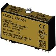 8B42 - Module transmetteur 2 fils, 100Hz de bande passante