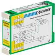 DSCA30 Serie - Conditionneurs de signal d'entrée tension analogique, bande passante étroite