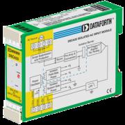 DSCA33 Serie - Conditionneurs de signal d'entrée True RMS isolés