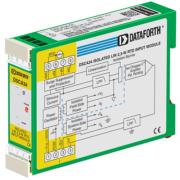 DSCA34 Serie - Conditionneurs de signaux d'entrée RTD à 2 ou 3 fils linéarisés