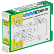 DSCA40 Serie - Conditionneurs de signal d'entrée tension analogique, large bande passante