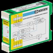 DSCA41 Serie - Conditionneurs de signal d'entrée tension analogique, large bande passante
