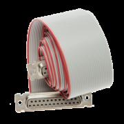SCM7BXCA02 - câble adaptateur DB25 vers DB25