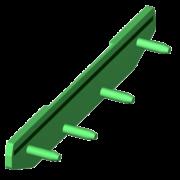 SCMXSE - Element de côté